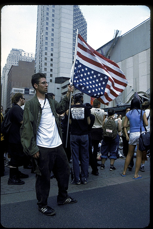 Patriotic or unpatriotic?
