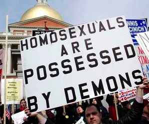 Self-Loathing Gay Conservatives Awaken to Reality