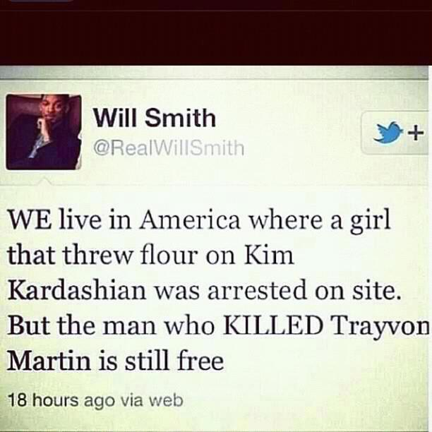 Justice? Not for Trayvon Martin