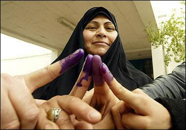 Iraqi Voters