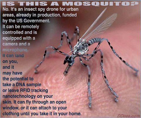 Mosquite Drone