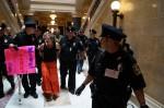 Capitol Police arrest