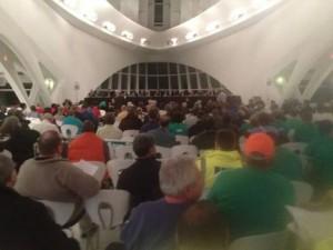 Milwaukee County budget hearing