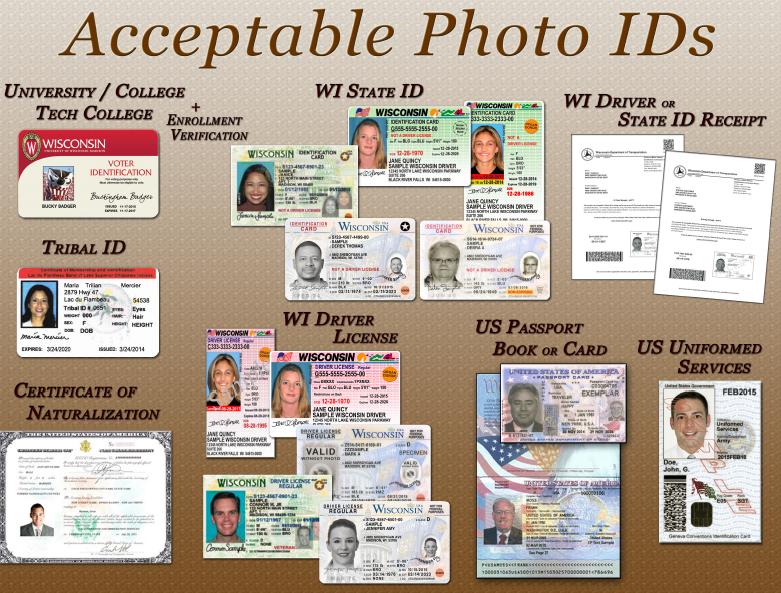 WI Voter IDS
